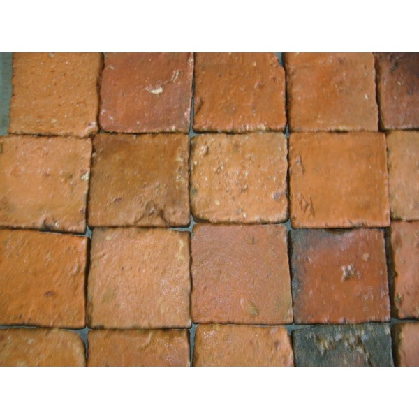 Terre cuite 10x10 for Carrelage 10x10