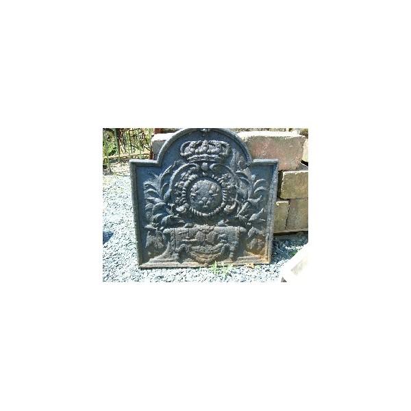 Plaque de chemin e f012 - Plaque de sol cheminee ...