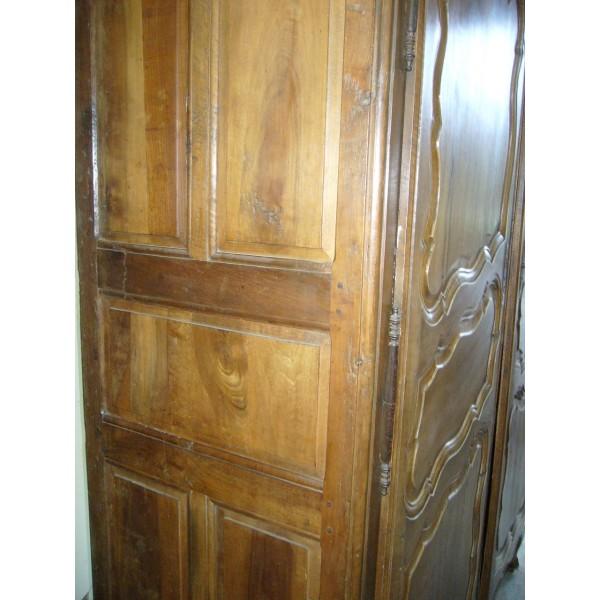 Armoire louis xv r f ar015 - Armoire ancienne louis xv ...