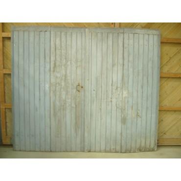 Ancienne porte de garage  ME043