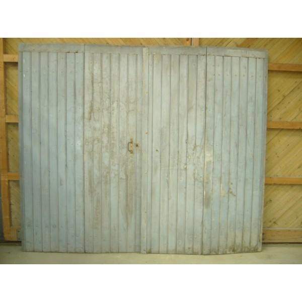 Ancienne porte de garage me043 - Porte de garage laterale ...