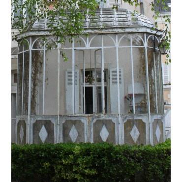 Serre en fer forgé et orangeries - Antiquité Aubry