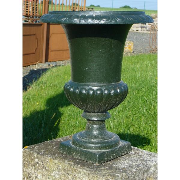 Vases m dicis vf132b antiquit aubry - Vase medicis en fonte ...