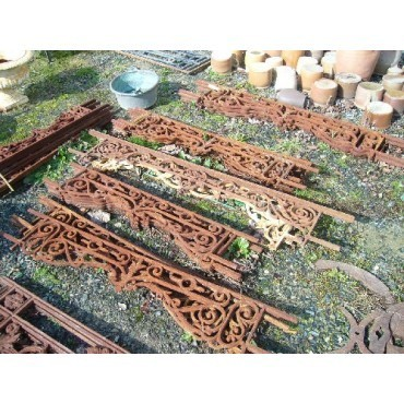 Wrought Iron and Cast Iron